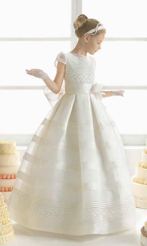 Vestidos comunión niña princesa 2015