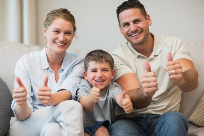 ambiente familiar niño hiperactivo
