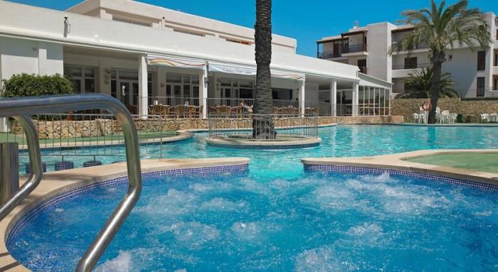 Apartamentos para ir con niños Cala d'Or Playa, en Cala d'Or, Mallorca