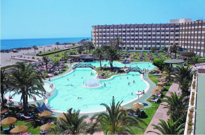Hotel Evenia Zoraida Park, en Roquetas de Mar, Almería
