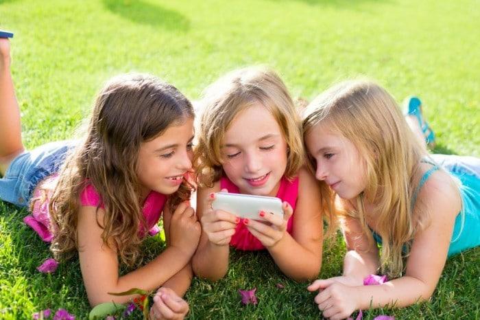 Facebook y los niños