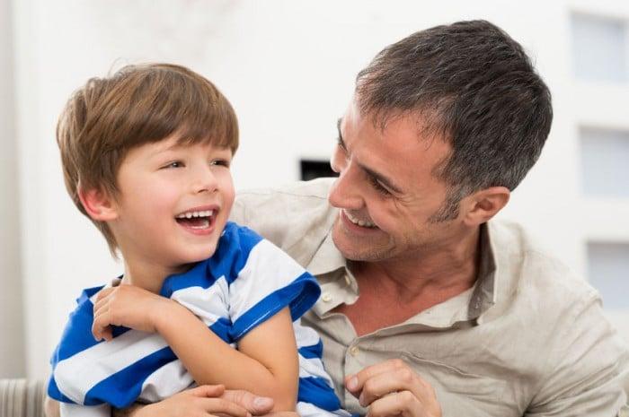 Frases que deberías decirle a tus hijos todos los días
