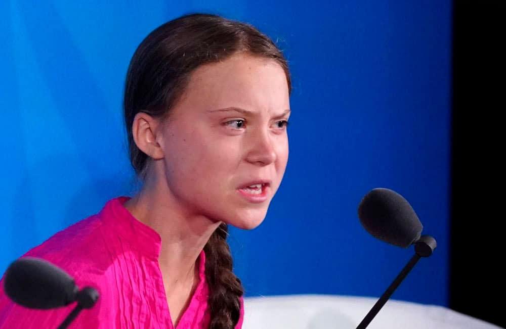 Greta Thunberg Asperger
