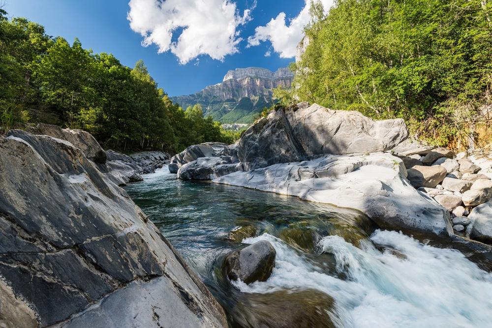 Parque Nacional de Ordesa y el Monte Perdido