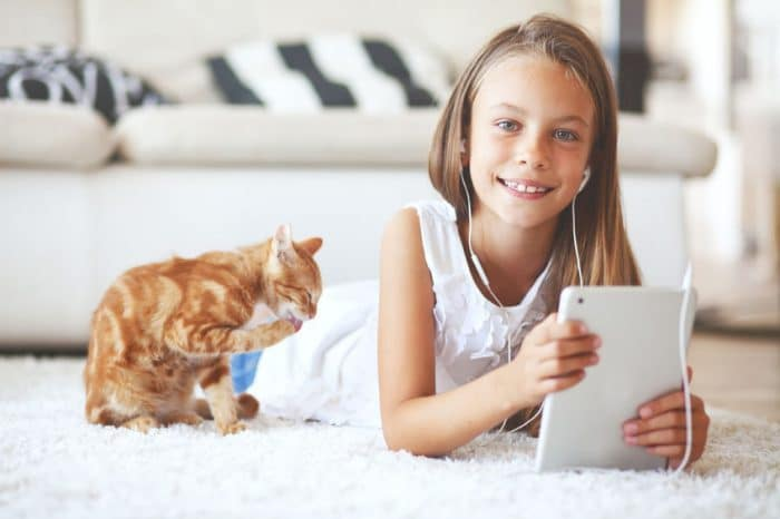Seguridad Internet niños