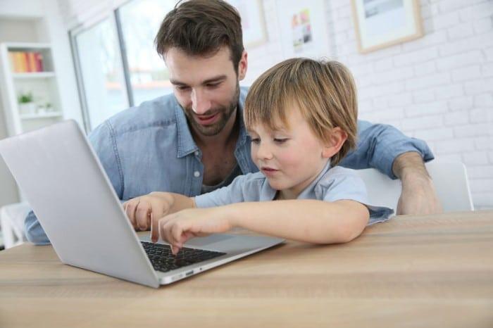 Seguridad infantil Internet