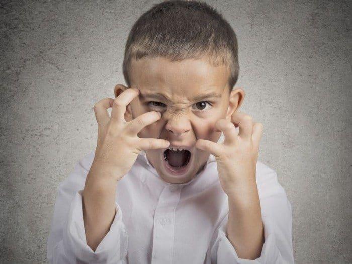 Tecnicas autocontrol niños