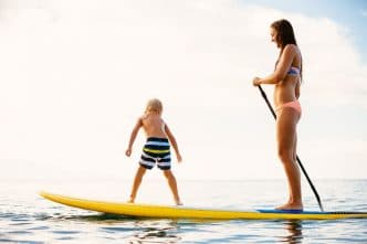 Actividades infantiles playa