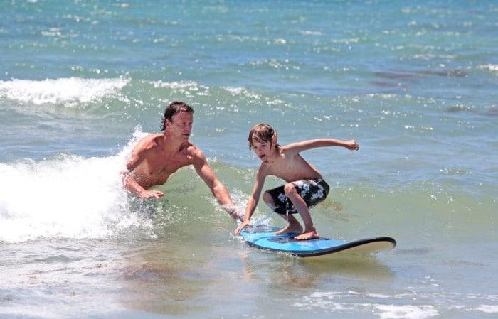 Actividades infantiles sobre el agua