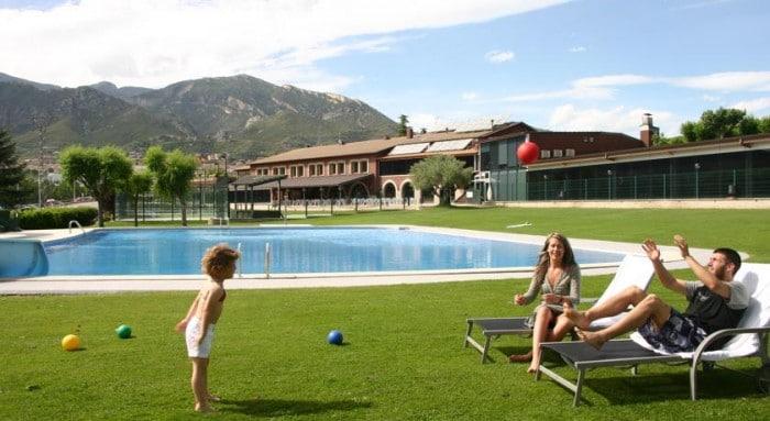 Berga Resort, en Berga, Barcelona, Cataluña