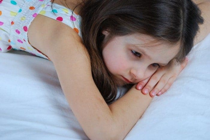 Cómo afectan los cambios a los niños