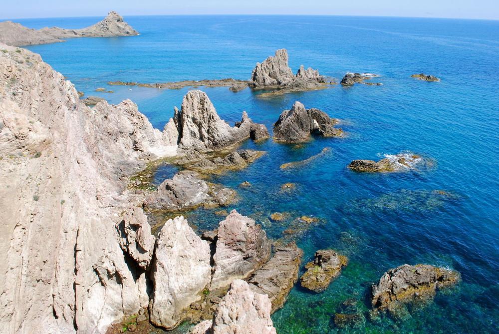 Cabo de Gata, en Almería