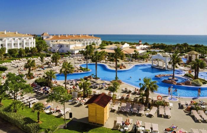 Hotel ClubHotel Riu Chiclana, en Chiclana de la Frontera, Cádiz, Andalucía
