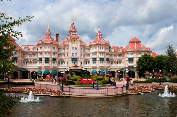 Disneyland Hotel en Disneyland Paris