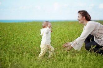 Juegos de estimulación temprana para bebés
