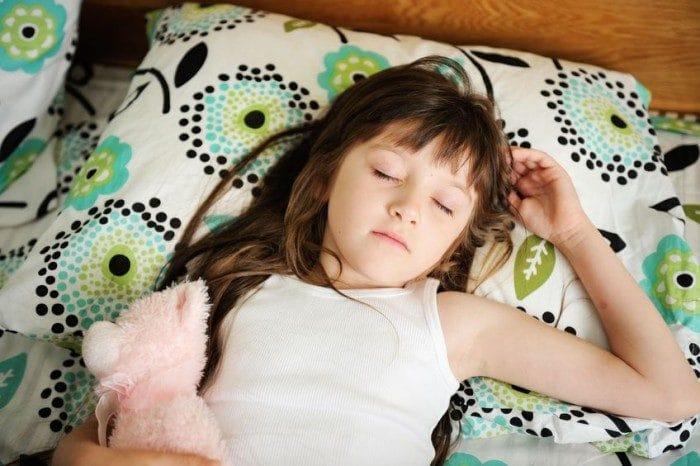 Hábitos de sueño saludables para los niños