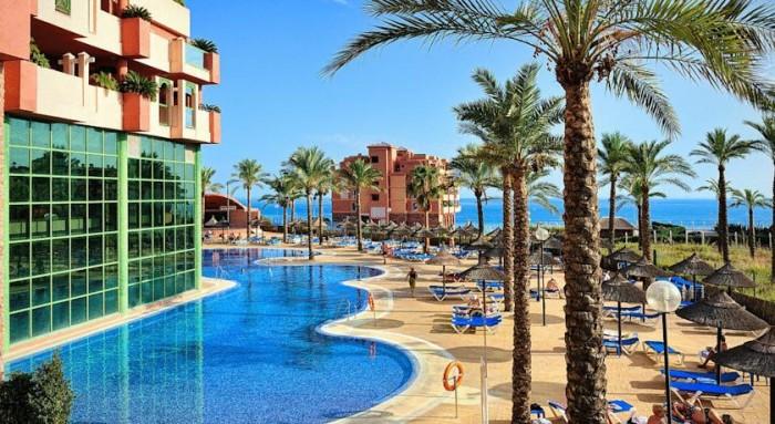 Holiday World RIWO Hotel, en Benalmádena, Málaga, Andalucía