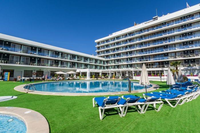Hotel Anabel, en Lloret de Mar, Costa Brava