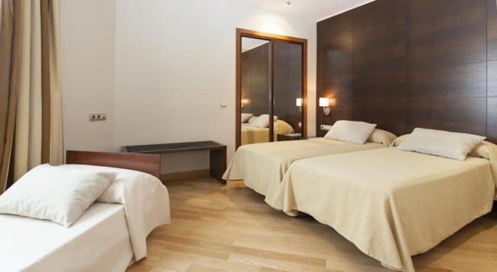Hotel FC Villalba, en Madrid