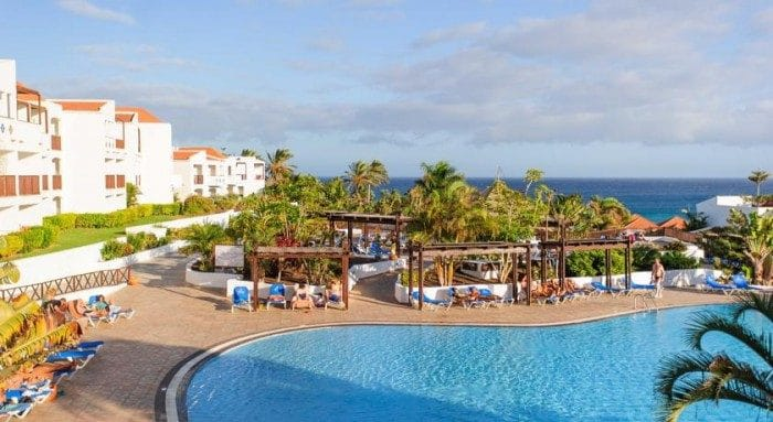 Hoteles primera linea de playa