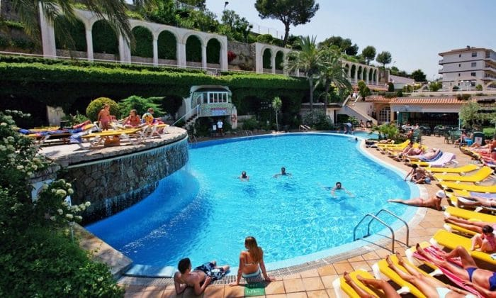 Hotel Guitart Gold Central Park, en Lloret de Mar, Costa Brava