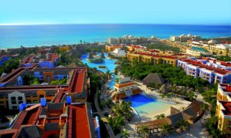 Hotel Iberostar Paraíso Lindo, en Playa del Carmen, México