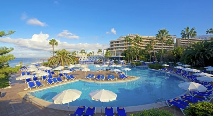Hotel Iberostar Torviscas Playa Tenerife