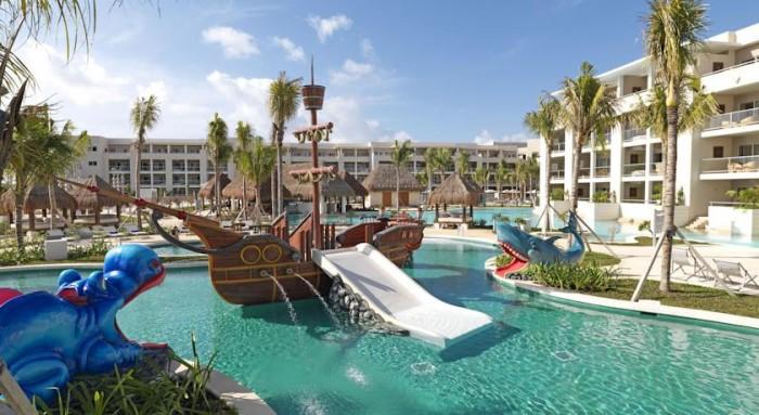 Hotel Paradisus Playa del Carmen La Esmeralda Quintana Roo