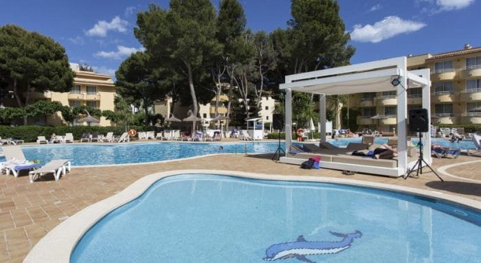 Hotel todo incluido Prinsotel La Pineda, en Mallorca