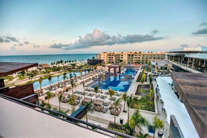 Hotel Royalton Riviera Cancún, en Cancún, México