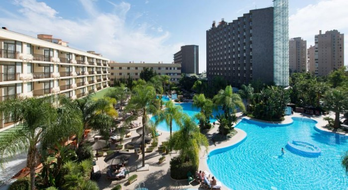 Hotel para ir con niños Sol Príncipe, en Málaga
