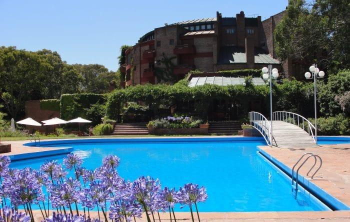 Hotel del Bosque, en Pinamar, Buenos Aires, Argentina