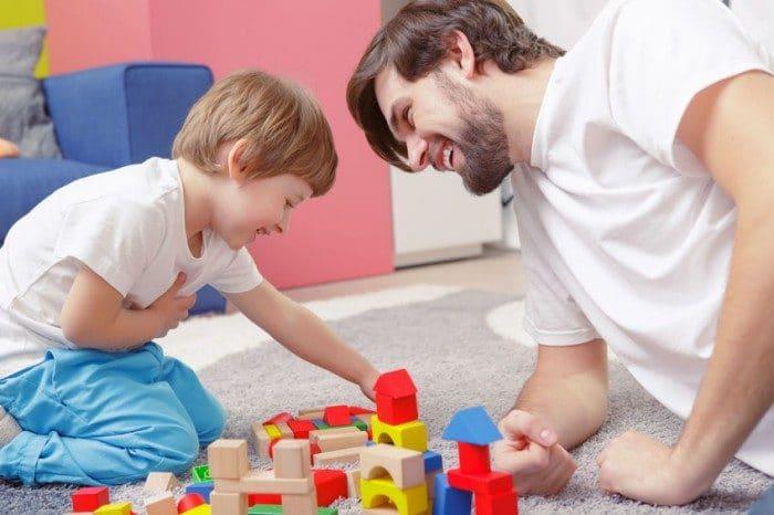 Los juguetes y el desarrollo de los niños