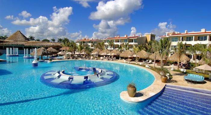 Paradisus Palma Real, en República Dominicana