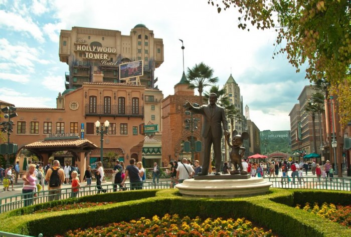 Parque Walt Disney Studios en Disneyland Paris
