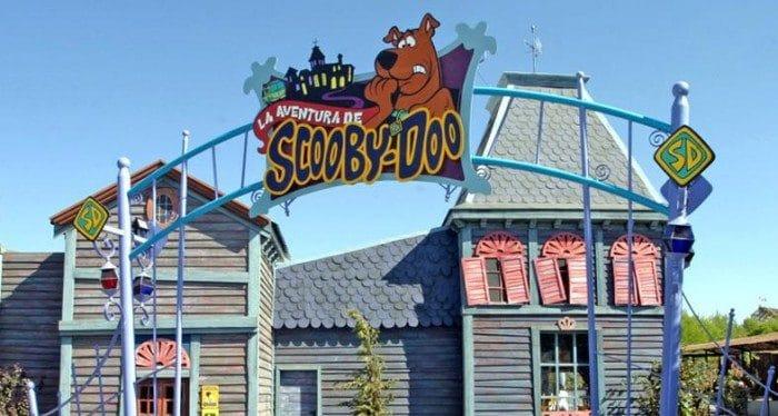 Parque Warner La Aventura de Scooby Doo