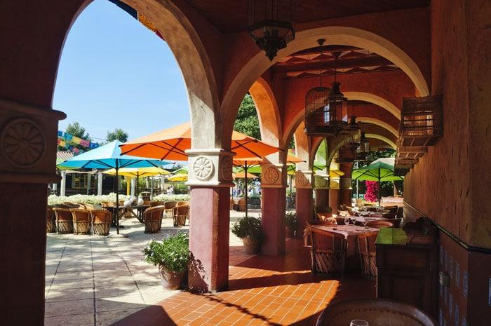 PortAventura México, Restaurante La Hacienda El Charro