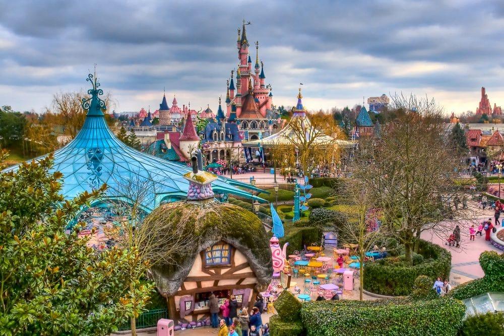 Viaje a Disneyland París