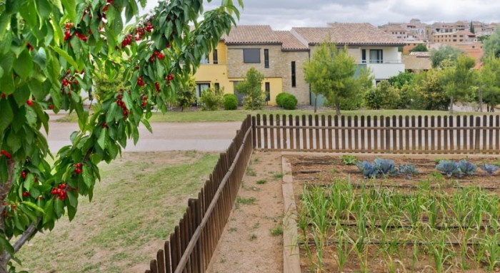 Vilar Rural d'Arnes, en Arnes, Tarragona, Cataluña