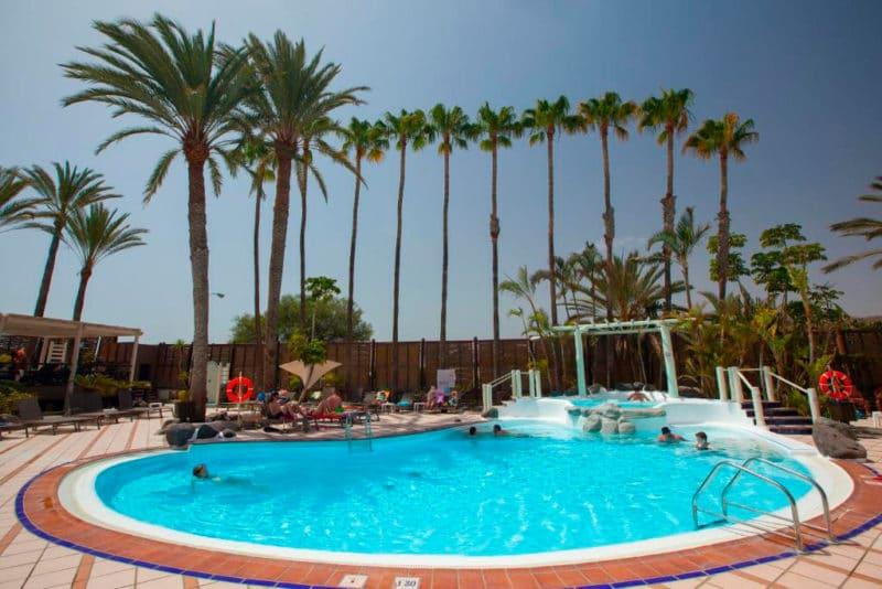 Abora Continental by Lopesan Hotels, en Maspalomas - Gran Canaria