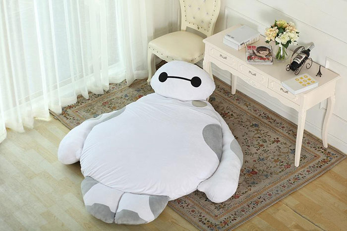 Cama infantil Baymax Big Hero 6