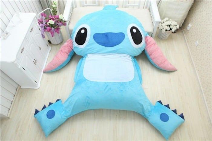 Cama infantil de Stitch