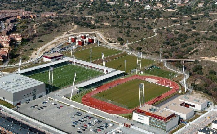 Campamento Real Federación Española de Fútbol, Castilla y León