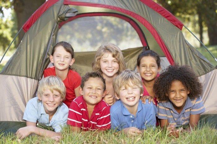 Campamentos infantiles en España
