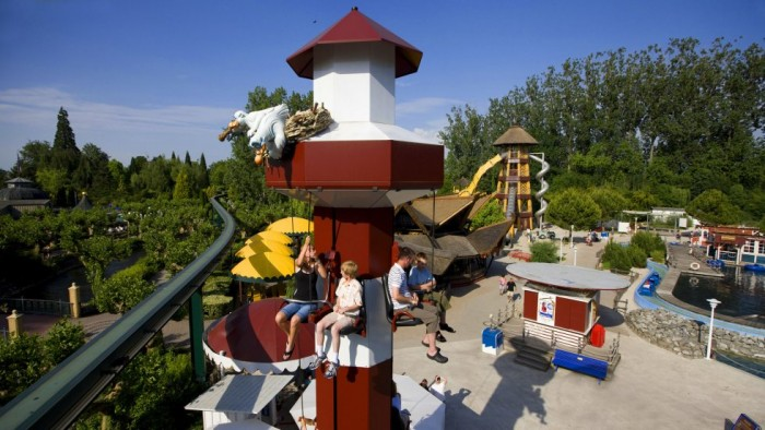 Children's Lighthouse, Europa Park