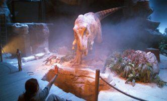 Museos dinosaurios España