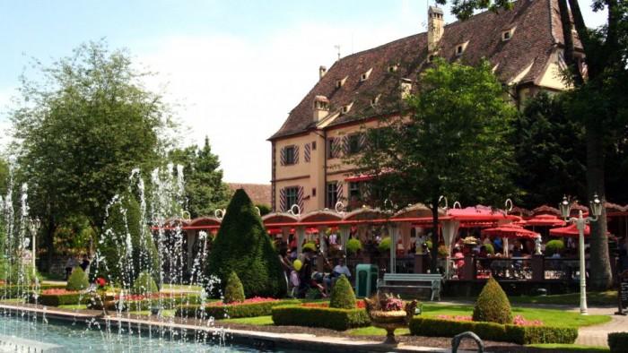 Germany, Parque de atracciones Europa Park