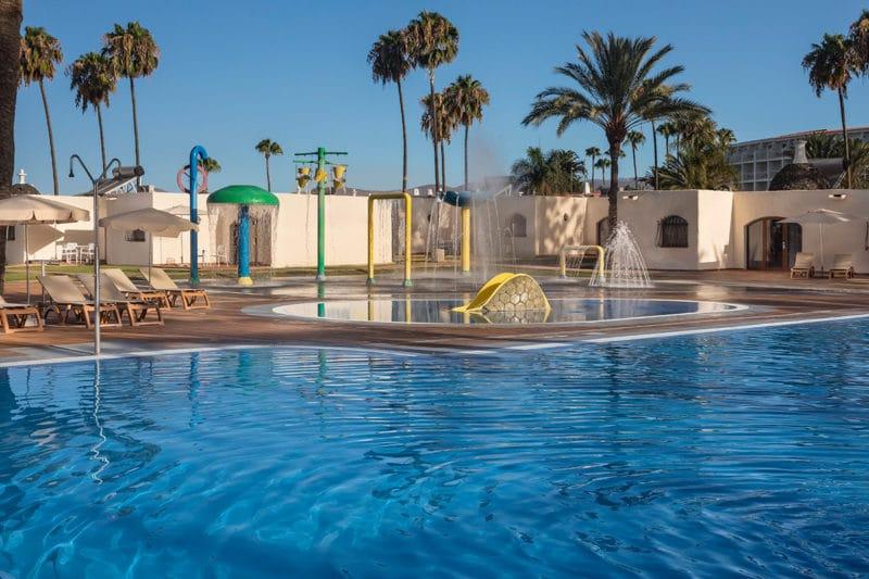 Hotel HD Parque Cristóbal, en San Bartolomé de Tirajana - Gran Canaria