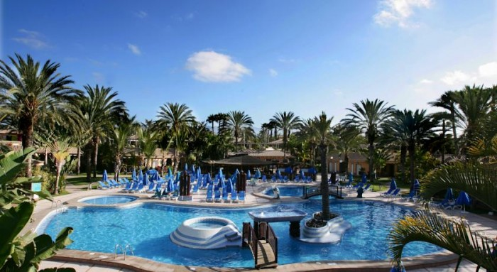 Hotel familiar Dunas Suites & Villas Resort, en Canarias