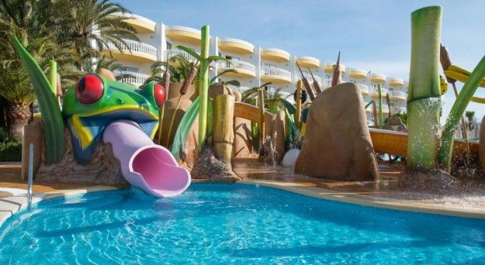 Hotel Iberostar Albufera Park, en Playa de Muro, Mallorca